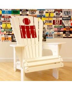 IRONMAN Adirondack Chair – M-Dot