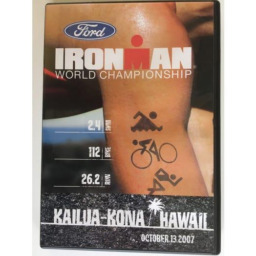 2007 IRONMAN World Championship Kona DVD