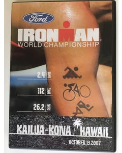 2007 IRONMAN World Championship Kona DVD