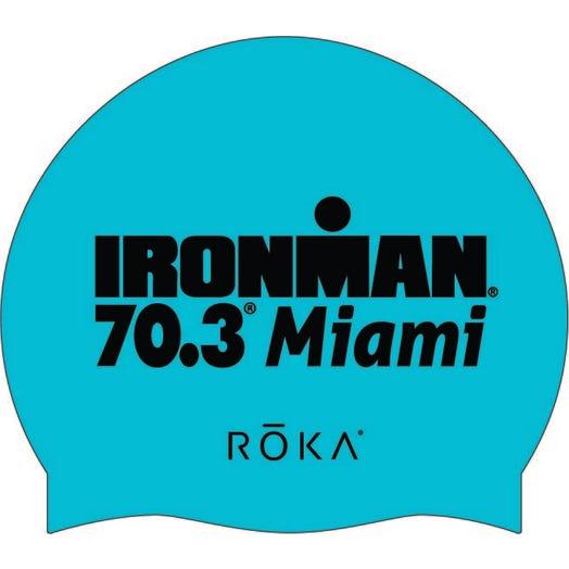 IRONMAN 70.3 Miami Swim Cap