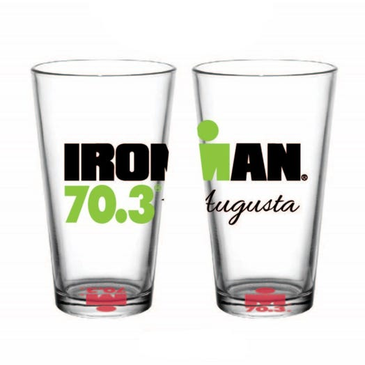 IRONMAN 70.3 AUGUSTA EVENT PINT GLASS