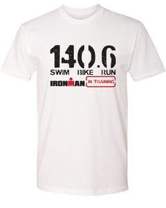IRONMAN Men's 140.6 In Training Graphic Tee