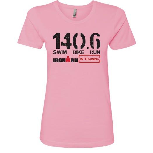 IRONMAN Women's 140.6 In Training Graphic Tee