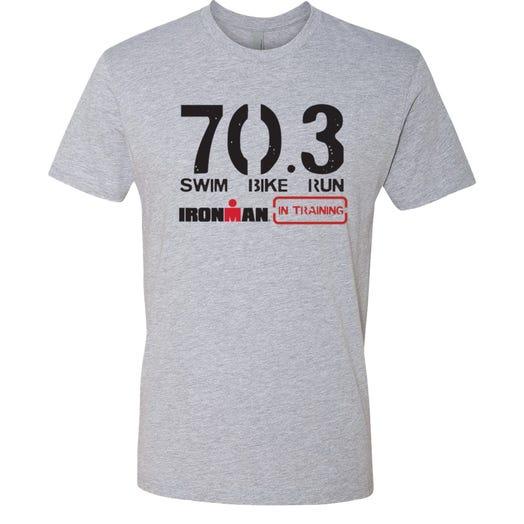 IRONMAN Men's 70.3 In Training Graphic Tee