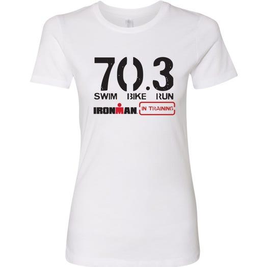 IRONMAN Women's 70.3 In Training Graphic Tee