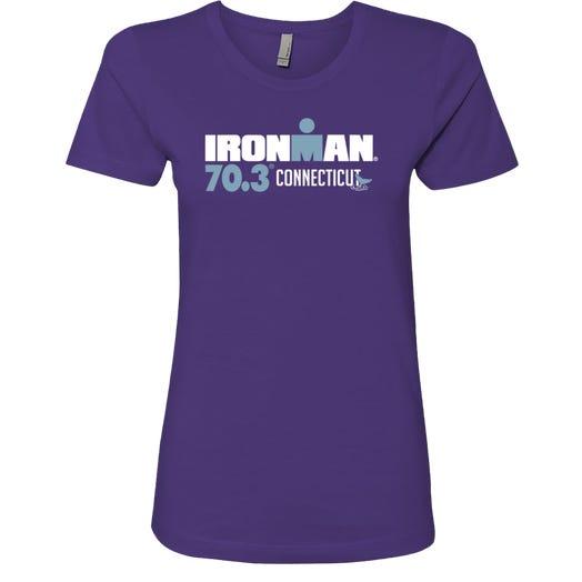 IRONMAN 70.3 Connecticut Women's Event Tee