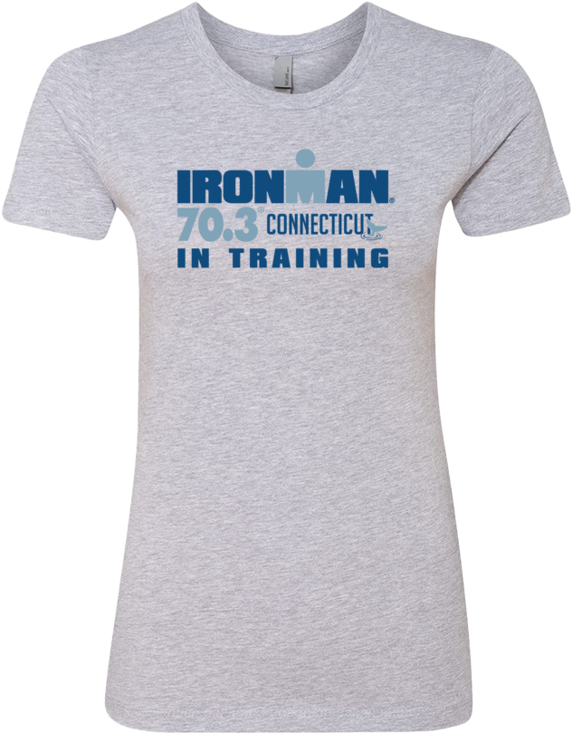 IRONMAN 70.3 Connecticut Women's In-Training Tee
