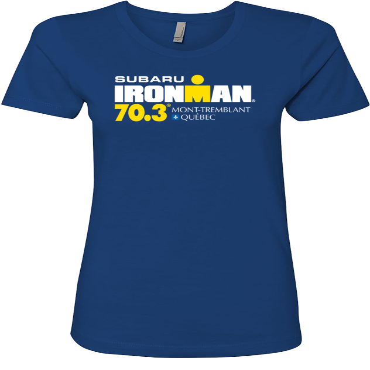 IRONMAN 70.3 Mont-Tremblant Women's Event Tee