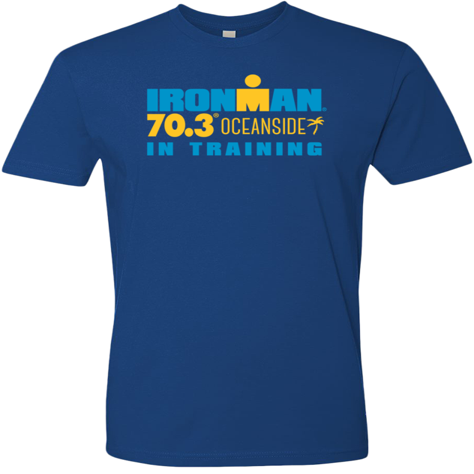 IRONMAN 70.3 Oceanside Men's In-Training Tee