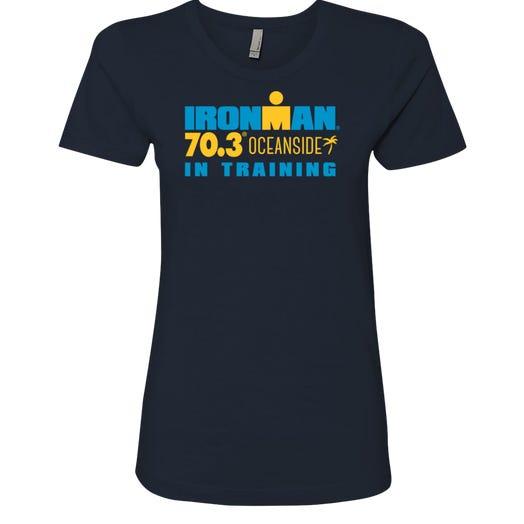 IRONMAN 70.3 Oceanside Women's In-Training Tee