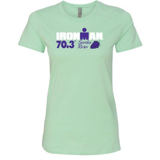 IRONMAN 70.3 Santa Rosa Women's Event Tee