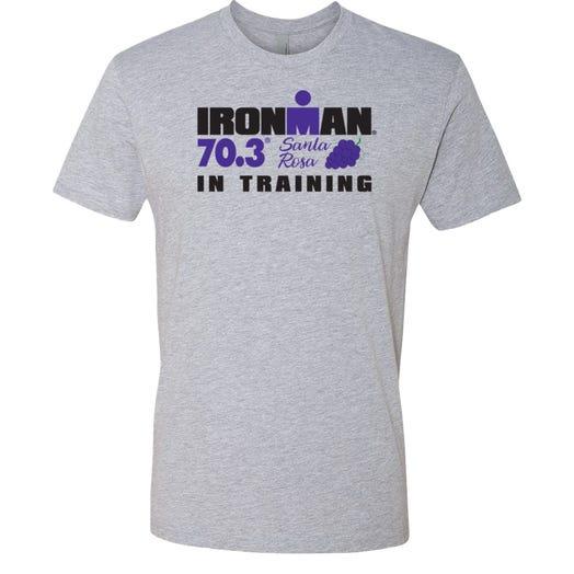IRONMAN 70.3 Santa Rosa Men's In-Training Tee