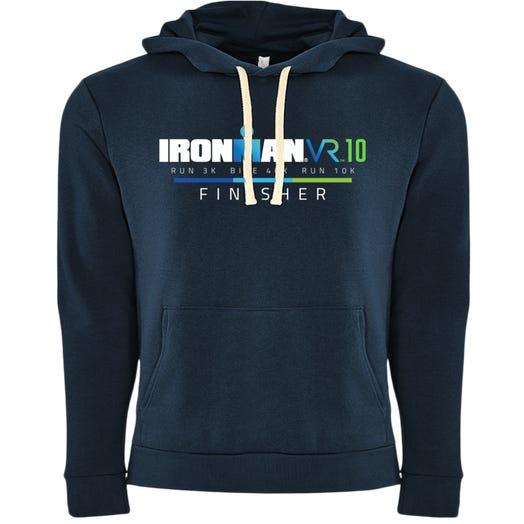 IRONMAN VR10 Finisher Fleece Pullover Hoodie