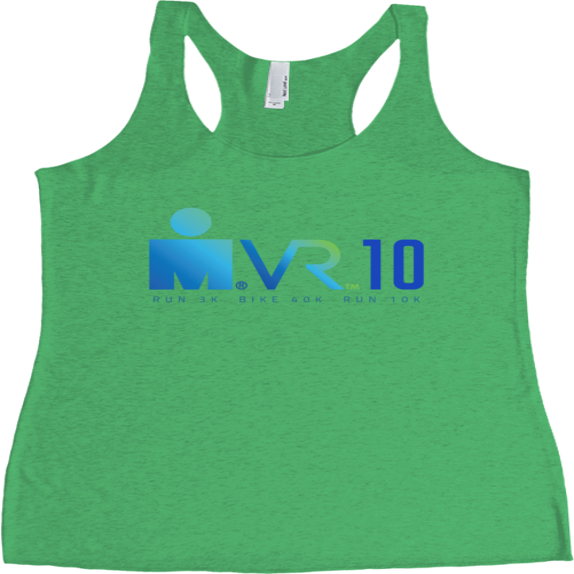 IRONMAN Women's VR10 Tank Top