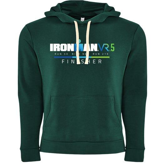 IRONMAN VR5 Fleece Pullover Hoodie