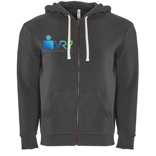 IRONMAN VR7 Fleece Zip Hoodie