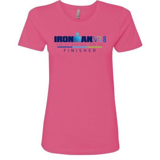 IRONMAN Women's VR8 Finisher Graphic Tee