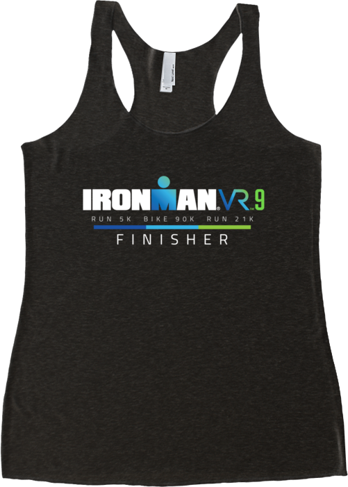 IRONMAN Women's VR9 Finisher Tank Top