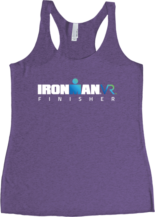 IRONMAN Women's VR Finisher Tank Top