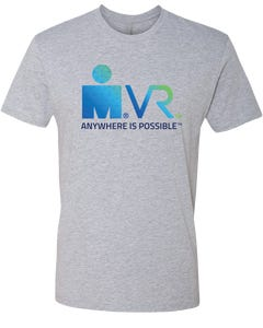 IRONMAN Men's VR MDOT Graphic Tee
