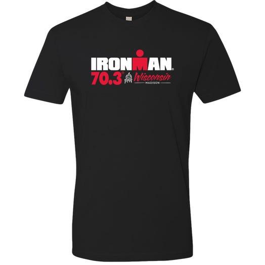 IRONMAN 70.3 Wisconsin Men's Event Tee