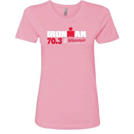 IRONMAN 70.3 Wisconsin Women's Event Tee