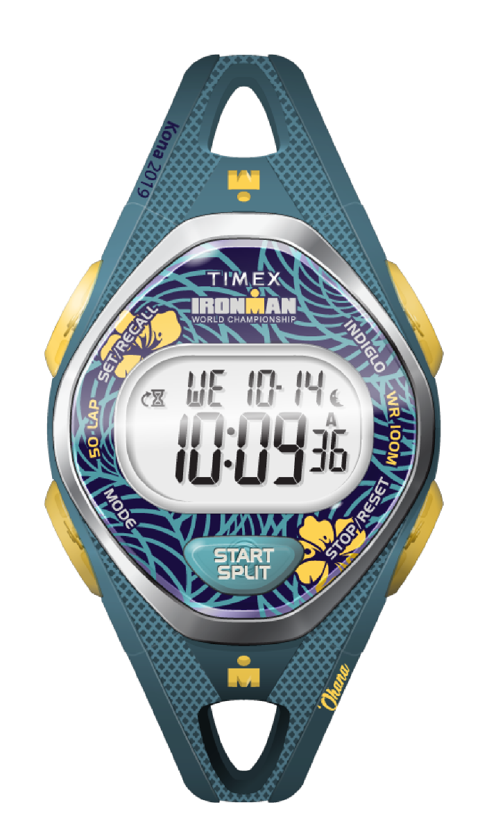 IRONMAN WORLD CHAMPIONSHIP 2019 SLEEK MID-SIZE WATCH