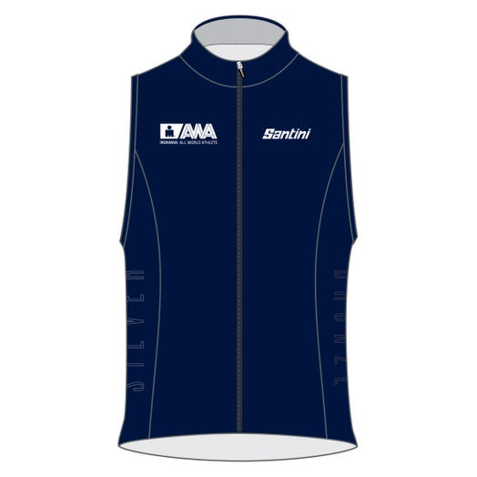 IRONMAN SANTINI WOMEN'S ALL WORLD ATHLETE CYCLE VEST
