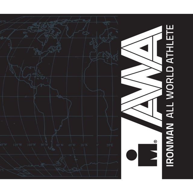 IRONMAN All World Athlete Tapestry Throw