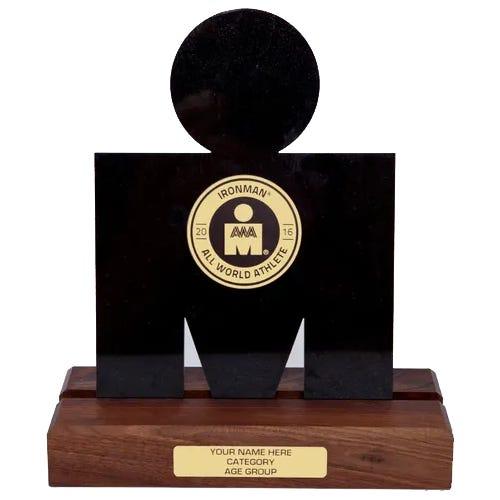 IRONMAN All World Athlete Custom Trophy - International Athletes