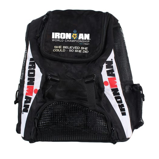 IRONMAN World Championship 2019 Custom Embroidered Event Backpack