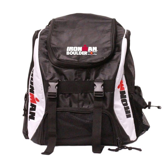 IRONMAN BOULDER 2019 EVENT BACKPACK
