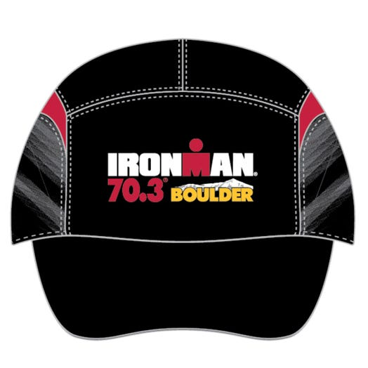 IRONMAN 70.3 BOULDER EVENT TECH HAT