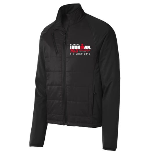IRONMAN 70.3 CANADA MEN'S FINISHER PUFF JACKET