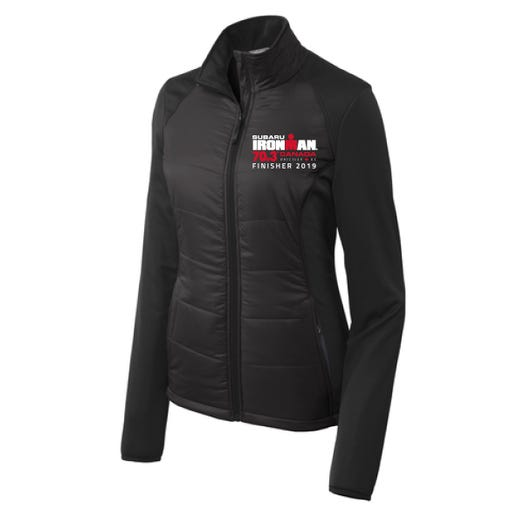 IRONMAN 70.3 CANADA WOMEN'S FINISHER PUFF JACKET