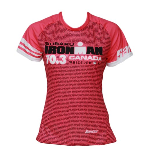 IRONMAN 70.3 CANADA 2019 WOMEN'S PERFORMANCE NAME TEE