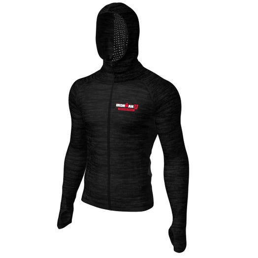 IRONMAN CERTIFIED COACH MEN'S FULL ZIP HOODIE