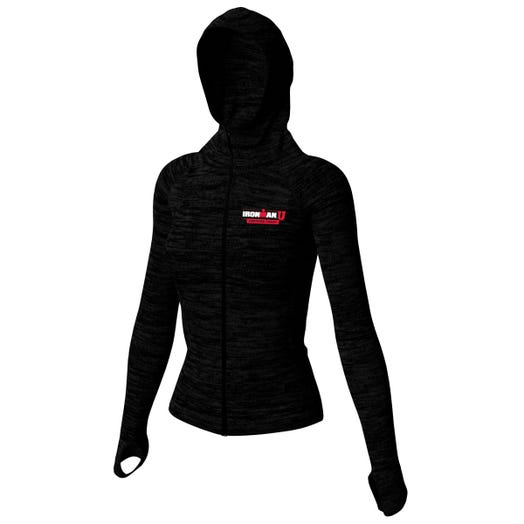 IRONMAN CERTIFIED COACH WOMEN'S FULL ZIP HOODIE