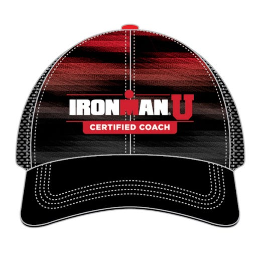 IRONMAN CERTIFIED COACH TRUCKER HAT