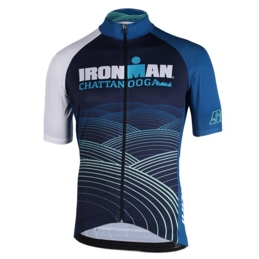 IRONMAN CHATTANOOGA 2019 MEN'S COURSE CYCLE JERSEY