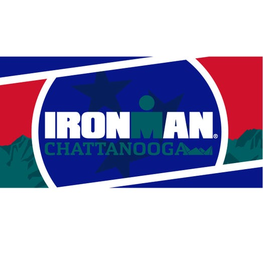 IRONMAN Chattanooga 2019 Event Beach Towel