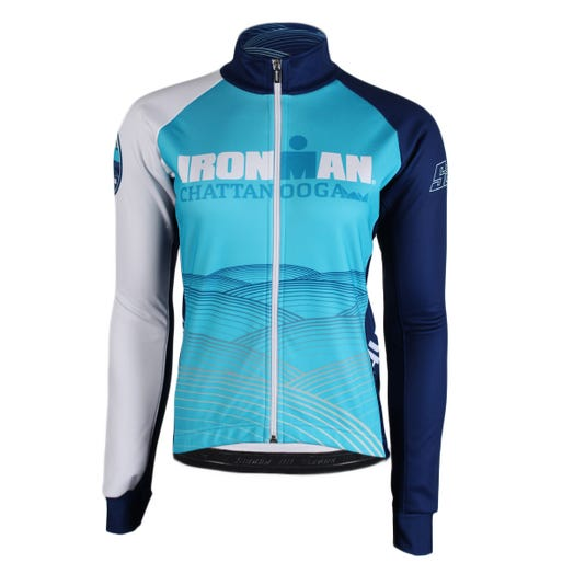 IRONMAN CHATTANOOGA 2019 WOMEN'S FINISHER COURSE CYCLE JERSEY