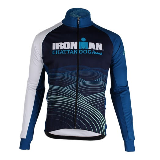 IRONMAN CHATTANOOGA 2019 MEN'S FINISHER COURSE CYCLE JERSEY