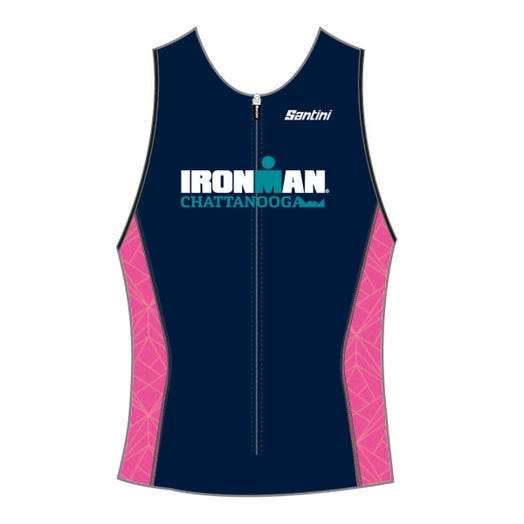 IRONMAN CHATTANOOGA 2019 WOMEN'S NAME TRI TOP