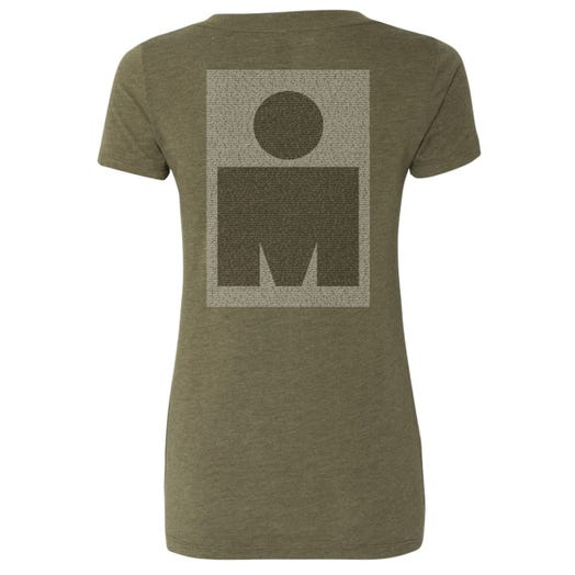 IRONMAN CHATTANOOGA 2019 WOMEN'S V-NECK NAME TEE