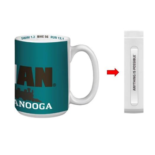 IRONMAN 70.3 CHATTANOOGA EVENT COFFEE MUG