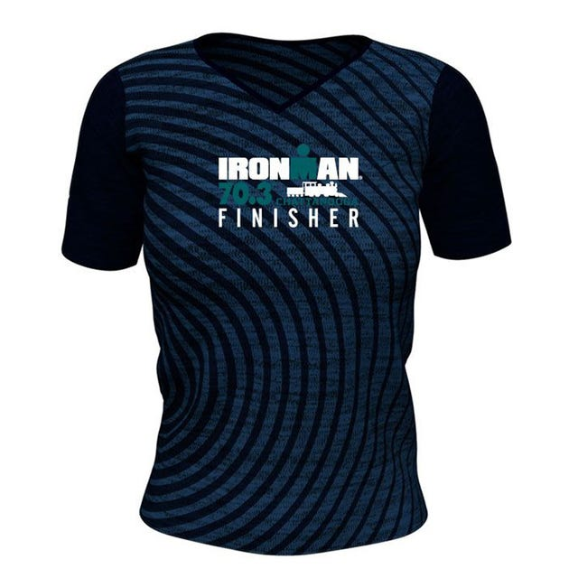 IRONMAN 70.3 CHATTANOOGA WOMEN'S PERFORMANCE FINISHER TEE