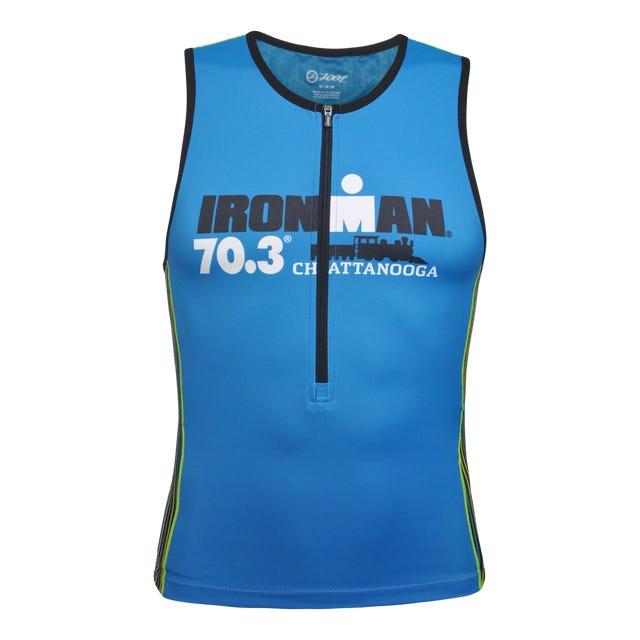 IRONMAN 70.3 CHATTANOOGA MEN'S TRI TOP