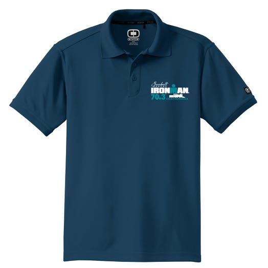 IRONMAN 70.3 CHATTANOOGA MEN'S EVENT POLO