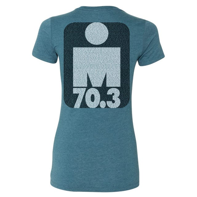 IRONMAN 70.3 CHATTANOOGA 2019 WOMEN'S NAME TEE